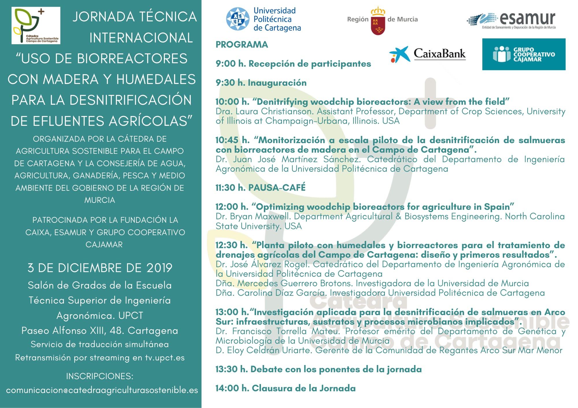 20191203 JORNADA TECNICA BIORREACTORES